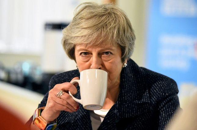 Pani już podziękujemy. Brexit zyskuje nową warstwę zagmatwania. Funt szterling nie reaguje na decyzje parlamentu