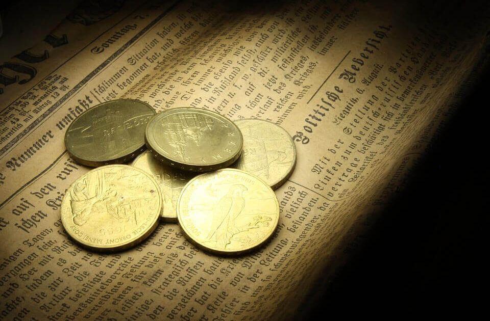Wiadomości a pieniądze