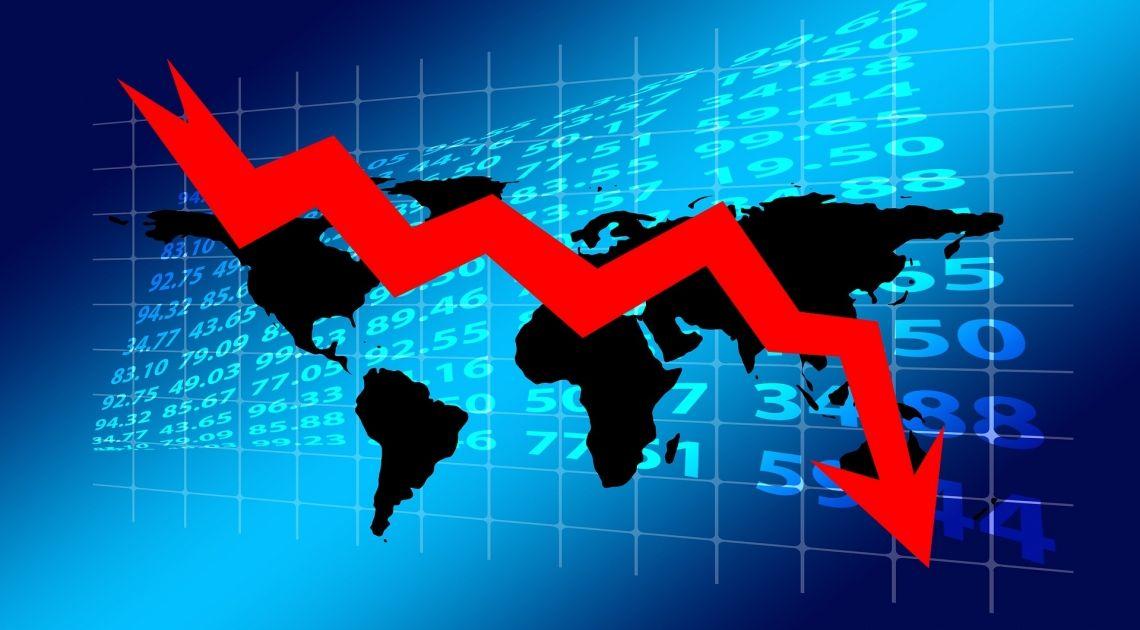 Pierwszy sygnał do spadków na rynkach finansowych? W tle dane z USA dotyczące rynku pracy
