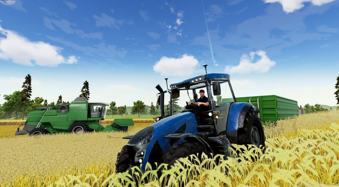 Farm Manager playway