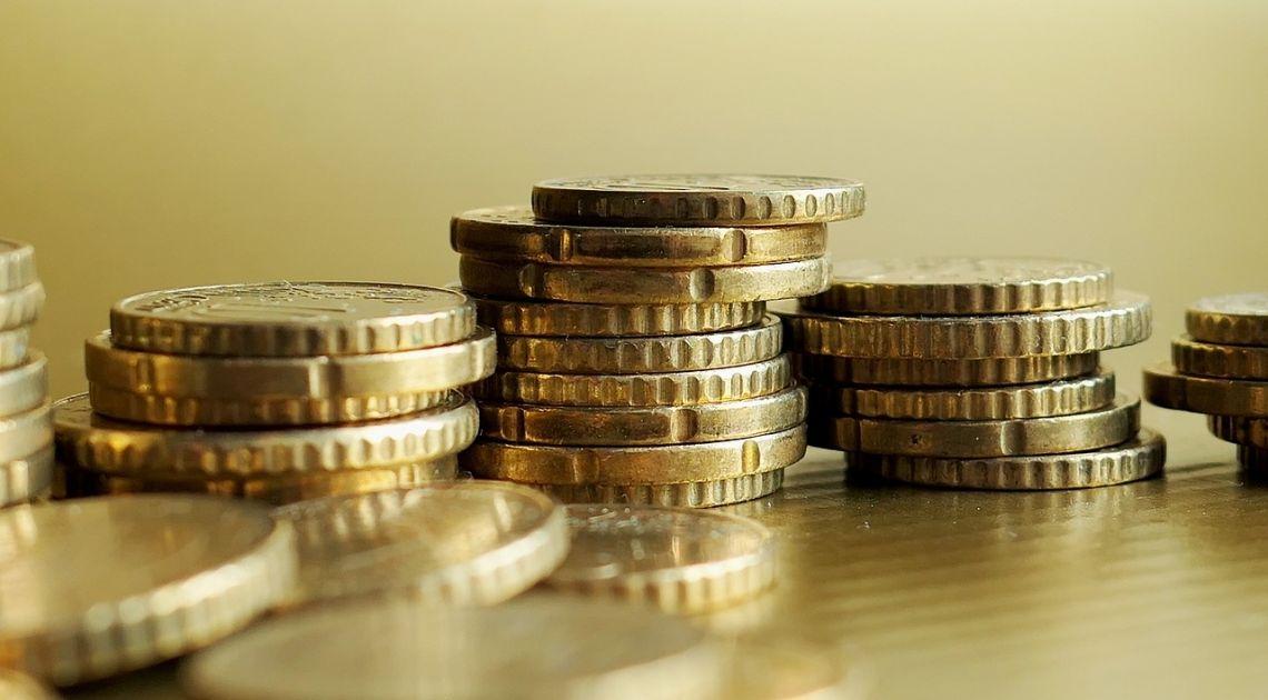 monety money euro