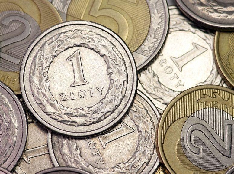 Polski złoty (PLN) coraz bardziej przygnieciony. Kursy euro, franka, funta i dolara w górę