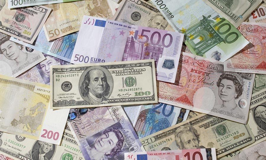 kurs dolara kurs euro kurs funta kurs franka kurs złotego