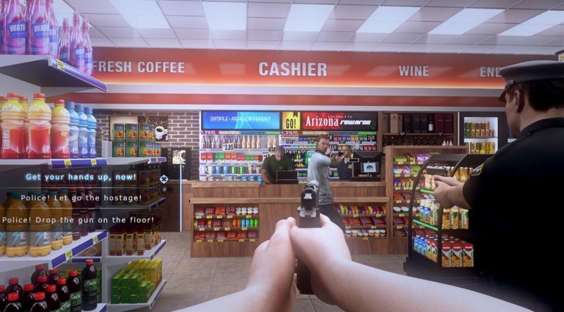 Polyslash wchodzi na rynek gier mobilnych z grą Police Shootout