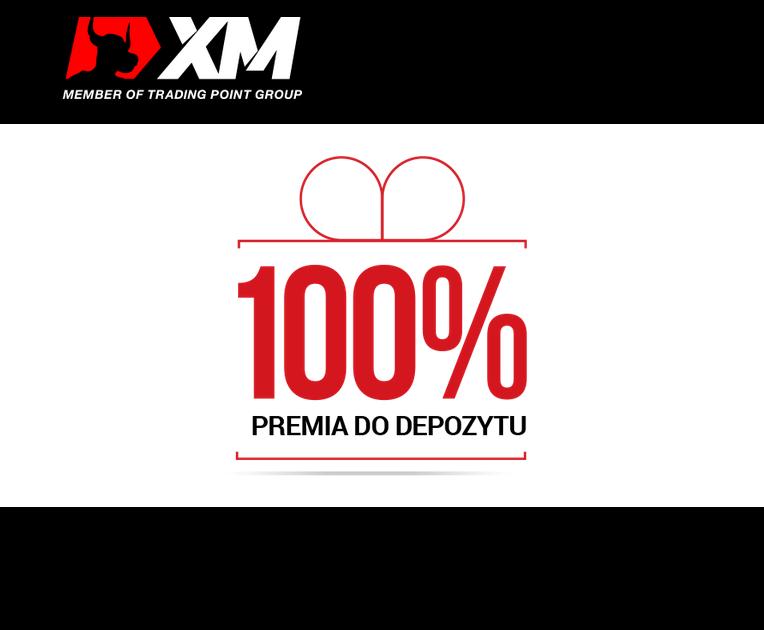 Premia 100% do depozytu w XM