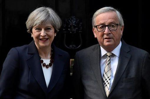Premier Wielkiej Brytanii Theresa May spotka się w Brukseli z szefem KE Jean-Claude'em Junckerem