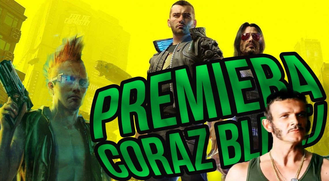 Premiera Cyberpunka 2077 coraz bliżej! Jak wpłynie na kurs akcji CD Projekt?