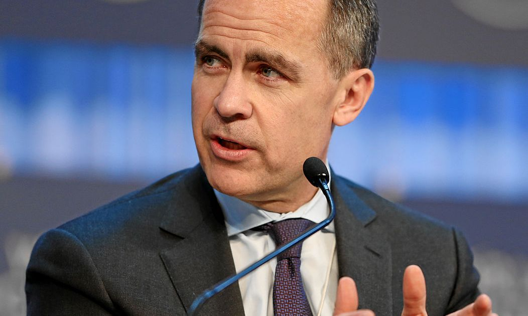 Prezes Banku Anglii komentuje Brexit