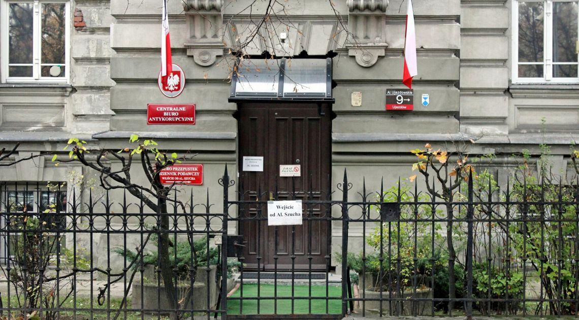 Przewodniczący Rady Nadzorczej Grupy Azoty zatrzymany za korupcję