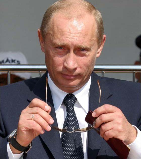 Putin wyciąga do Unii rękę na zgodę?
