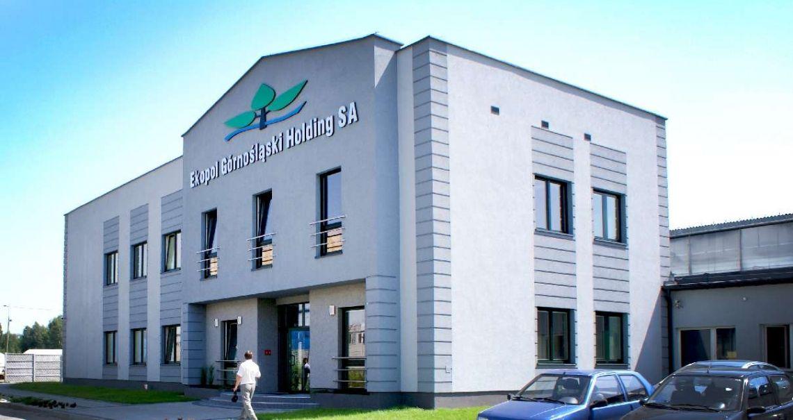 Ekopol Górnośląski Holding z rekordowymi przychodami za rok 2020