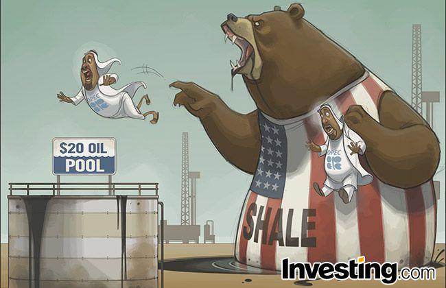 Ropa naftowa znów wchodzi w rynek niedźwiedzia