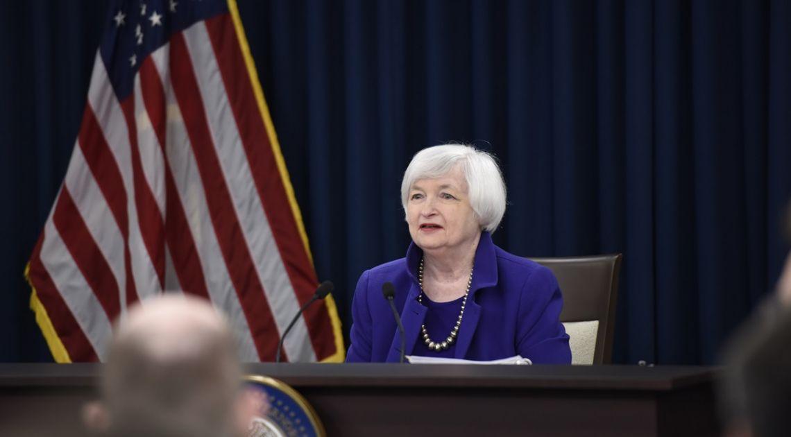 Rynek liczy na gołębią Yellen