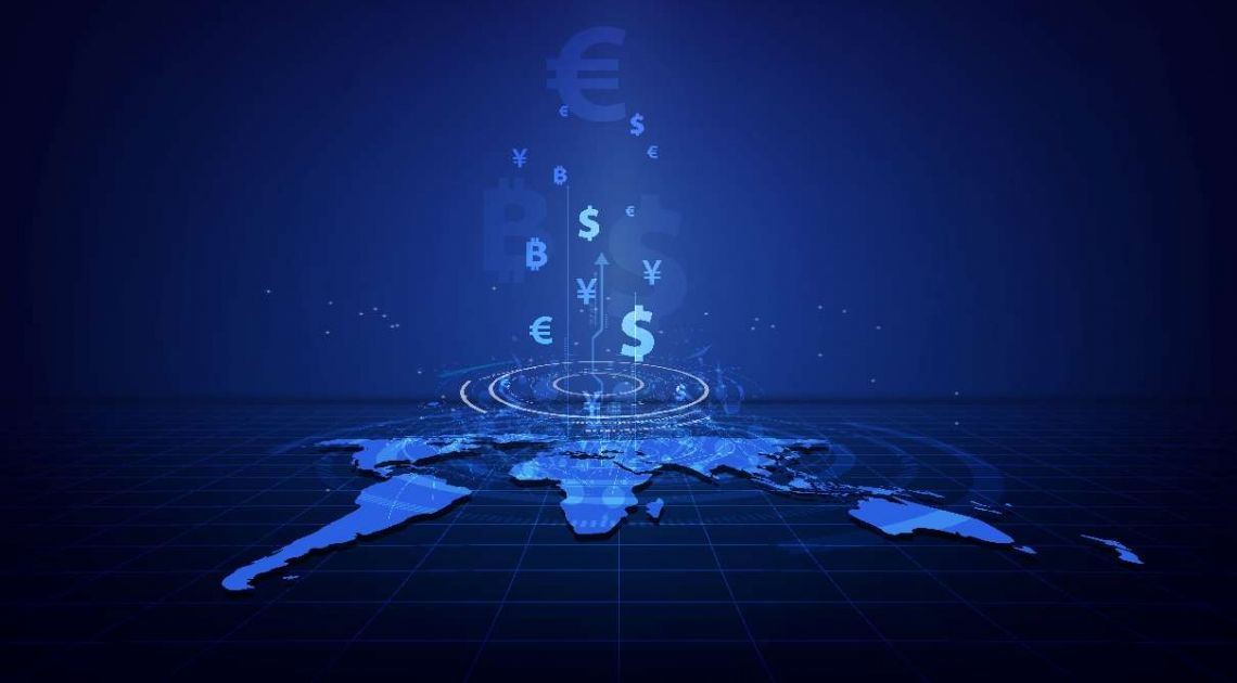 Rynek walutowy Forex. Funt zyskuje na wartości (kurs GBPUSD zbliżył się w okolice 1,41). Na drugim biegunie notowania franka szwajcarskiego (CHF)