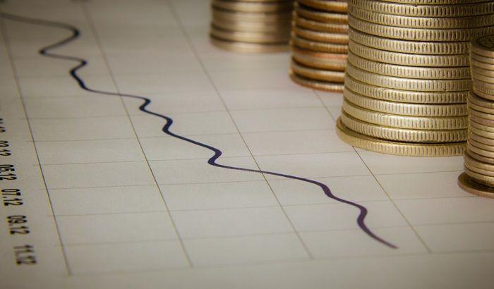 Rynki po południu – spadek oczekiwań inflacyjnych w strefie euro