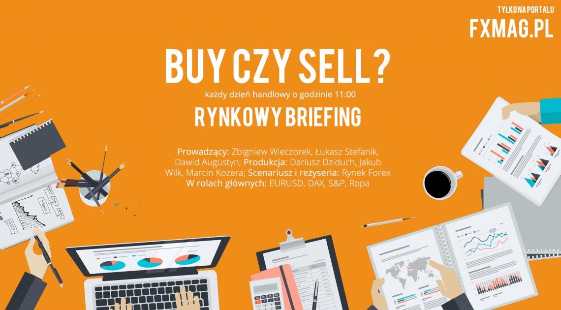 Rynkowy Briefing - EUR/USD,  AUD/USD, NZD/USD oraz DAX 20.12.2016 [VIDEO]