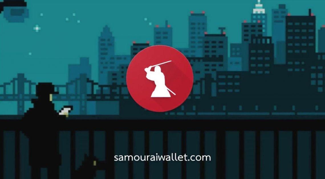 Samourai wallet - najlepszy mobilny portfel bitcoin zmuszony do usunięcia ważnych funkcji