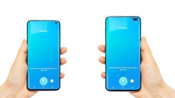 Samsung Galaxy S10 będzie również portfelem kryptowalutowym