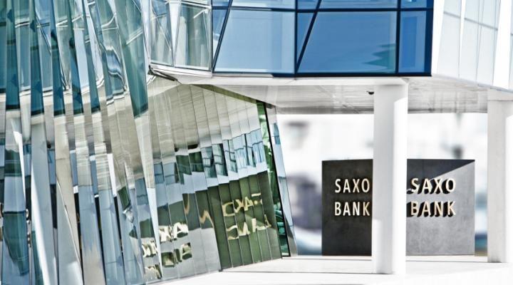 saxo bank wyniki finansowe
