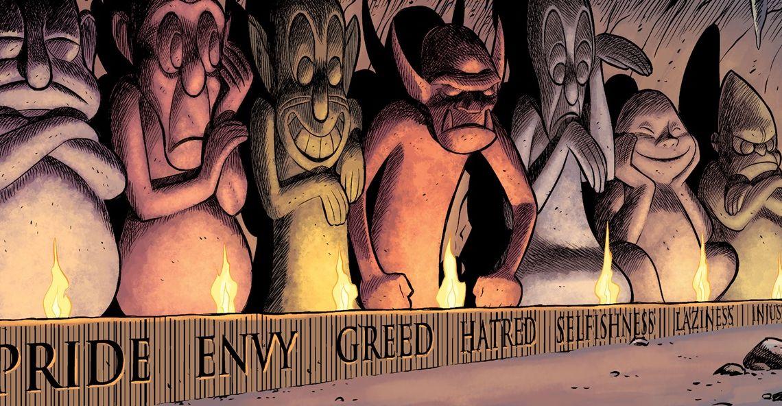 Siedem grzechów głównych handlu