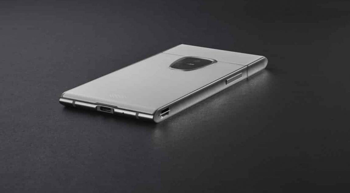 """Sirin Labs Finney - """"blockchainowy"""" smartfon rozpoczyna współpracę z MyEtherWallet"""