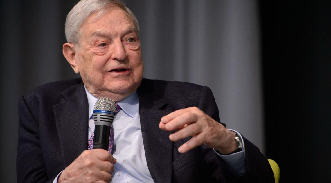 Soros - widzę podobieństwa do kryzysu z 2008 roku