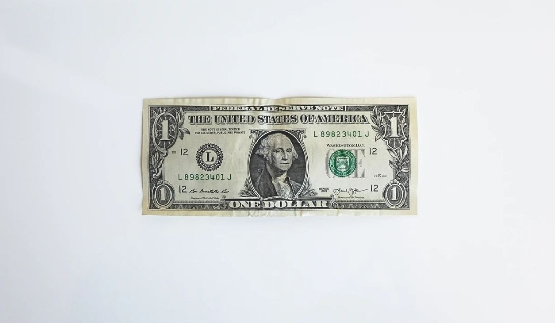 Spadki kursu dolara USD. Inflacja w USA w dół. Spokój na kursie funta GBP
