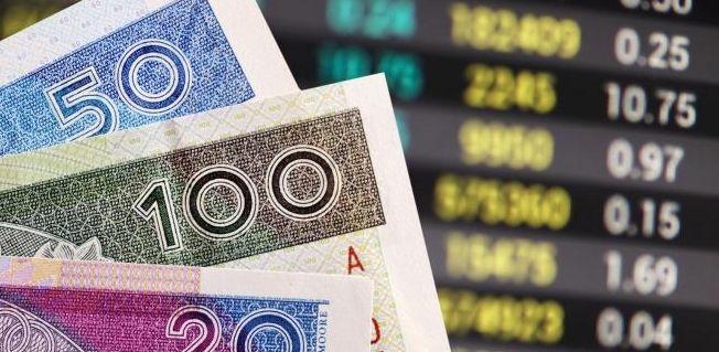 Spadki kursu euro do dolara EURUSD. Podbicie zmienności na polskiej walucie