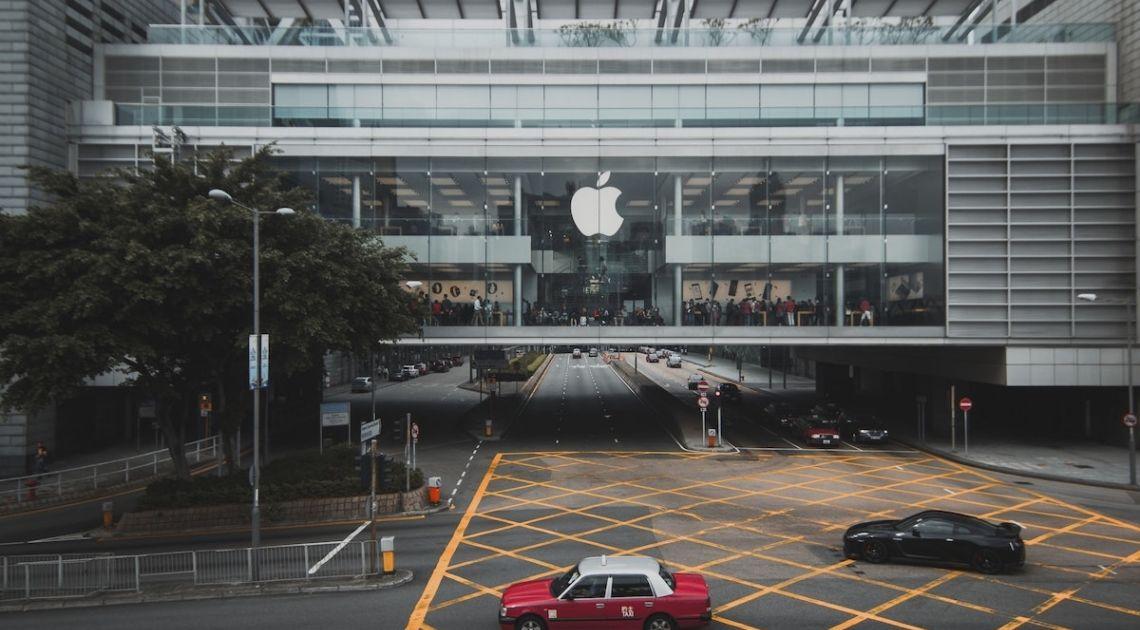 Spółka Apple jako pierwsza na świecie przekracza 2 bln USD kapitalizacji