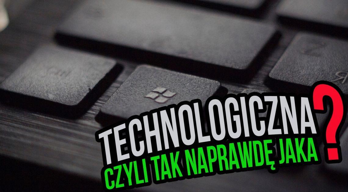 Spółka technologiczna, czyli jaka?