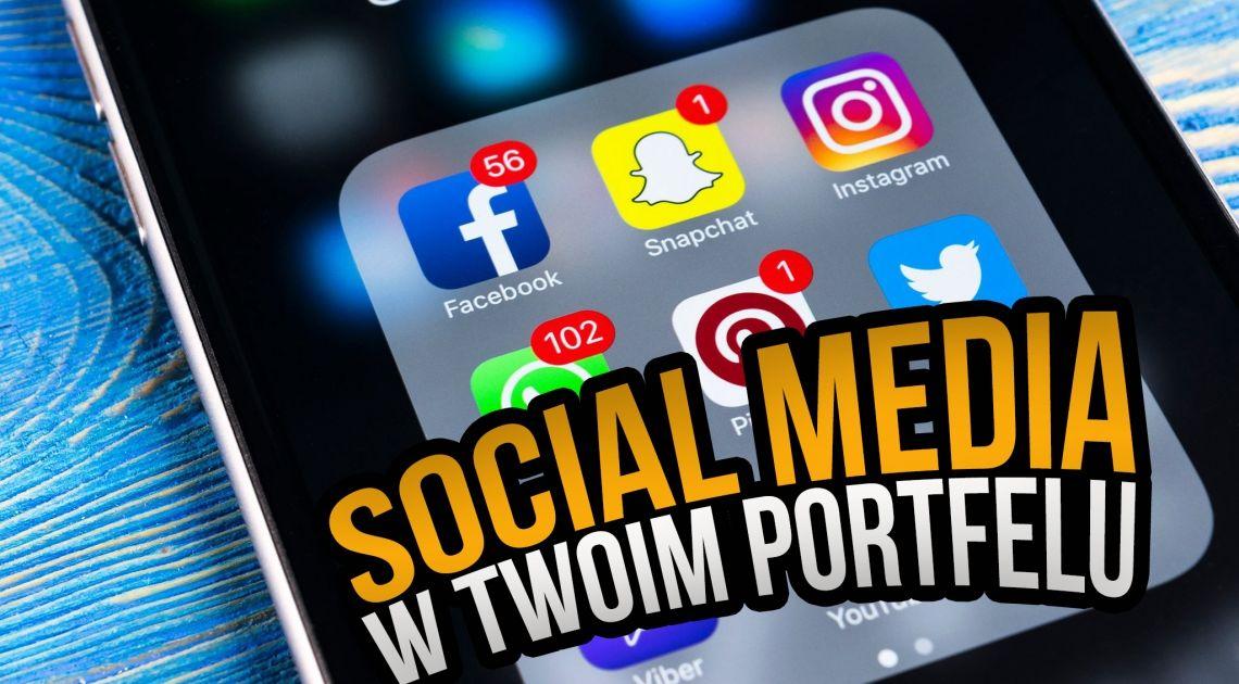 Spółki technologiczne: Media społecznościowe w Twoim portfelu inwestycyjnym