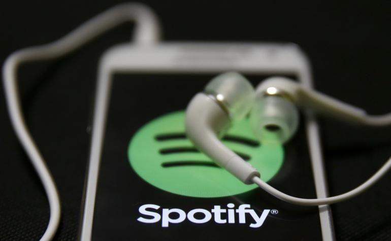 Spotify na NYSE