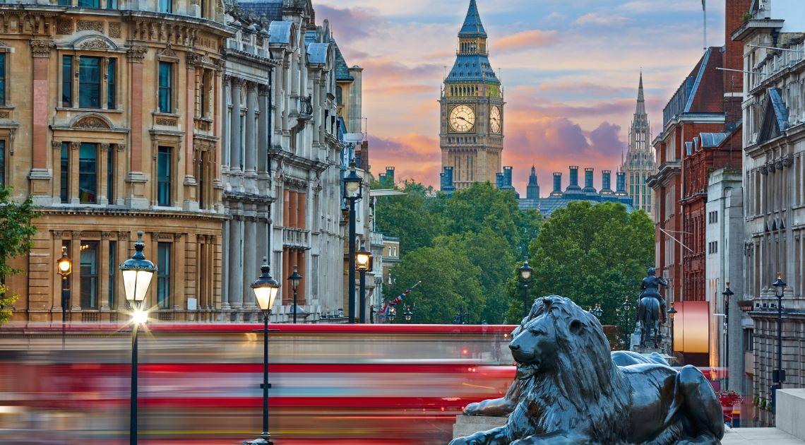 Średnioterminowe spojrzenie na kurs funta (GBP/EUR) po danych PMI z Wielkiej Brytanii