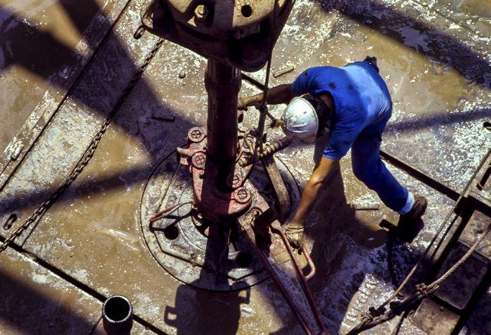 rynek ropy naftowej