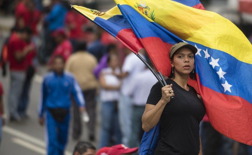 wenezuela kobieta kraj
