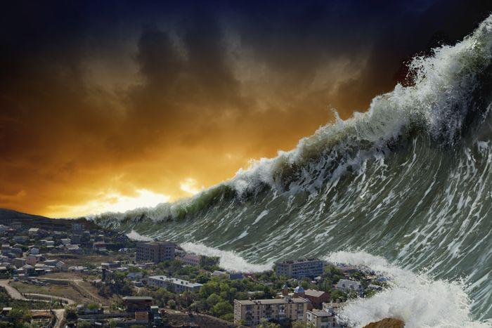 Szwajcarskie Tsunami