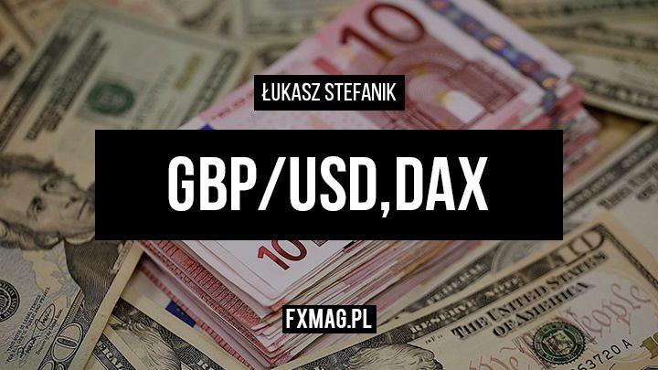 Szybka analiza video -  GBP/USD, DAX [2 listopada]