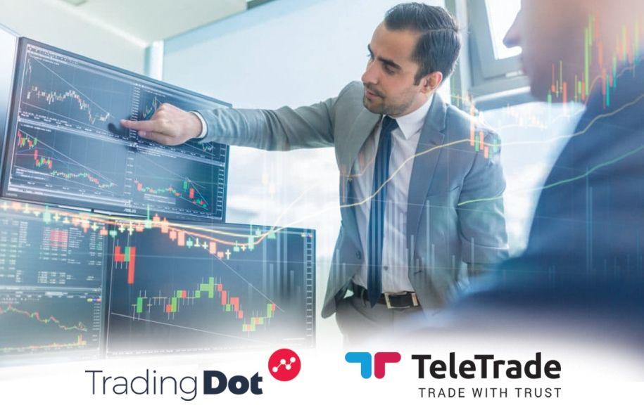 TeleTrade ze swoim projektem Sync Trading rozpoczyna współpracę z serwisem TradingDot!