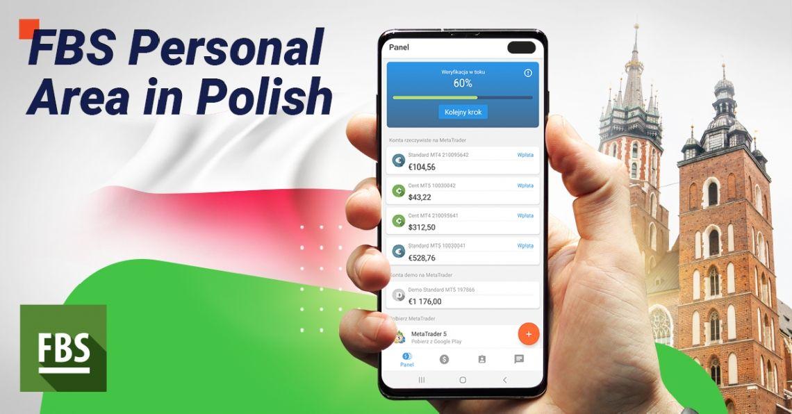 Konto forex oraz strefa osobista w FBS teraz po polsku! Załóż konto forex i spekuluj na rynkach finansowych   FXMAG INWESTOR