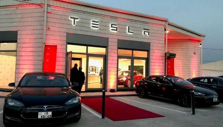 Tesla - kurs akcji spółki motoryzacyjnej ostro w górę