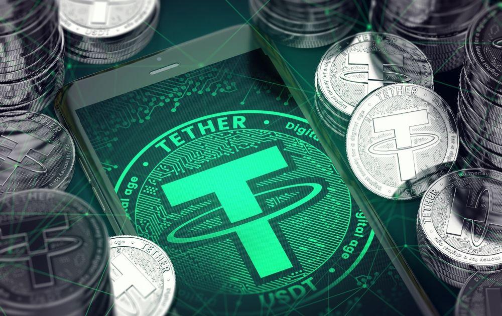 Tether (USDT) niszczy 500 mln tokenów, kapitalizacja spada poniżej 2 mld dolarów