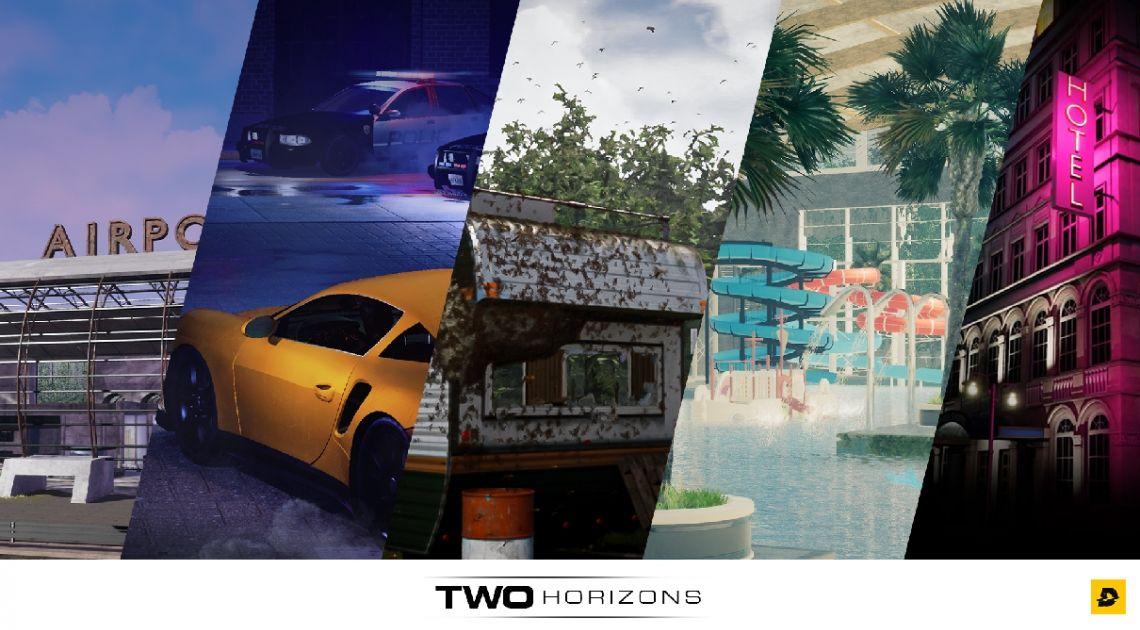The Dust założył spółkę zależną – Two Horizons!
