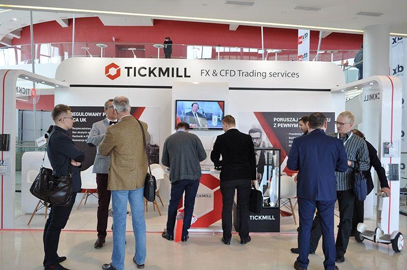 Tickmill - broker Forex z Wielkiej Brytanii