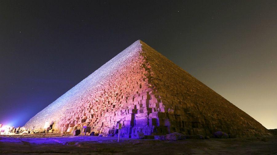 TRON (TRX) pomylony z piramidą finansową