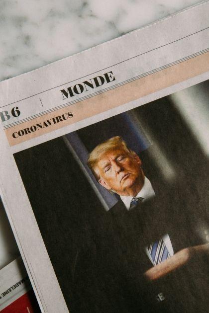 Trump ostro krytykuje działania WHO