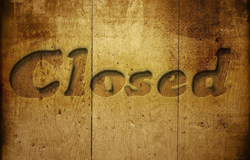 notowania zamknięte