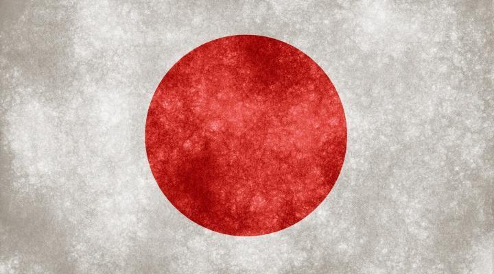 Umiarkowane dane z Japonii