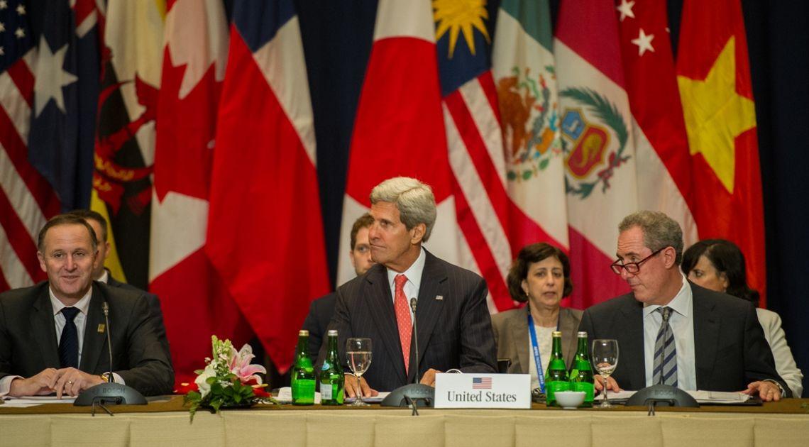 Umowa o Partnerstwie Transpacyficznym podpisana