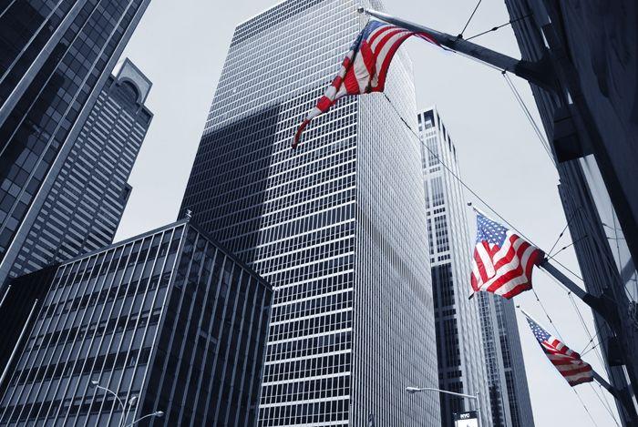 gospodarka USA