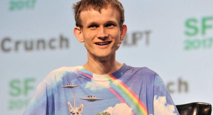 Vitalik Buterin z własnej kieszeni wspiera projekty Ethereum ponad 300 tys. dolarów